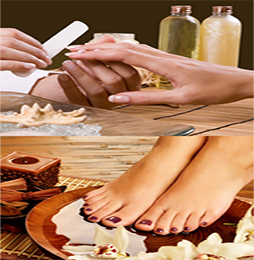 Hand care and foot